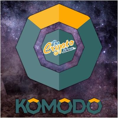 The Crypto Show Atomic Komodo-ness Audo Grewal, Kadan And Juan Of The Komodo Team