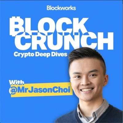 Block Crunch - Spartan Capital on Upcoming DeFi Trends - Jason Choi & Ben Sparango