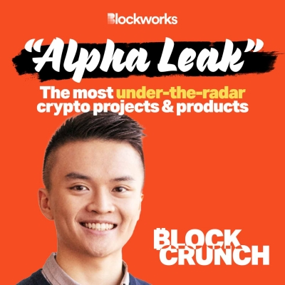 Block Crunch - Pendle: Fixed Income is the Next Big Thing in DeFi - TN Lee, Ep. 151